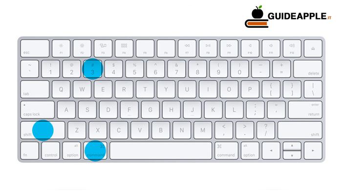 Come fare screenshot Mac: ecco tutti i metodi