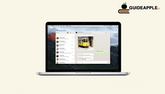 Come installare WhatsApp su Mac