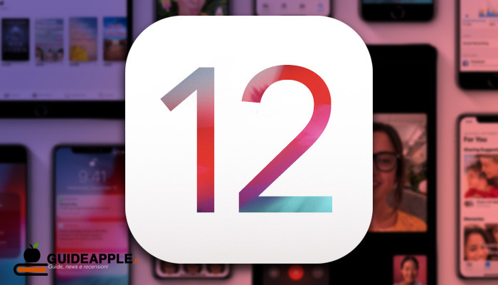 iPhone, iPad e iPod touch compatibili con iOS 12
