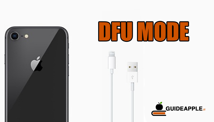 Come mettere iPhone in DFU