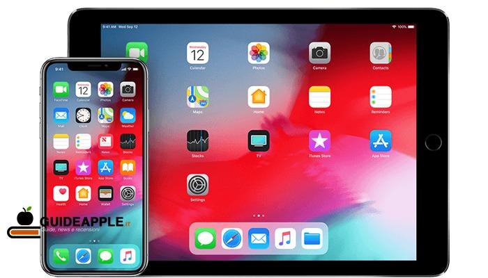 Come attivare aggiornamenti automatici su iOS 12