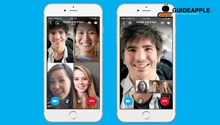 Come avviare un chat video di gruppo su FaceTime