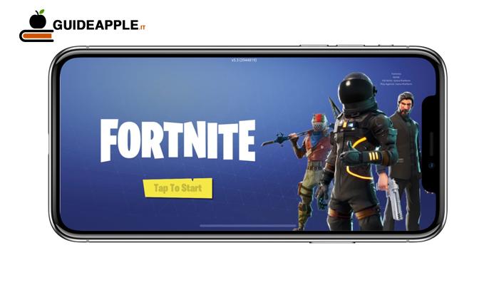 Come disattivare gli acquisti di Fortnite su iPhone e iPad