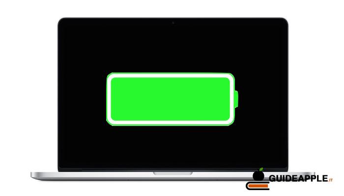 Consigli utili per aumentare durata batteria Mac