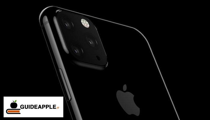 Nuovo iPhone con tripla lente: immagini 3D, aumento dello zoom, migliori prestazioni con scarsa luminosità