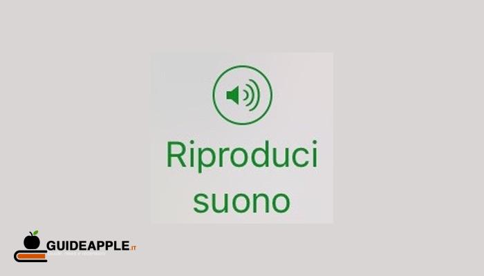 Come far emettere un segnale acustico da remoto all'iPhone da iCloud