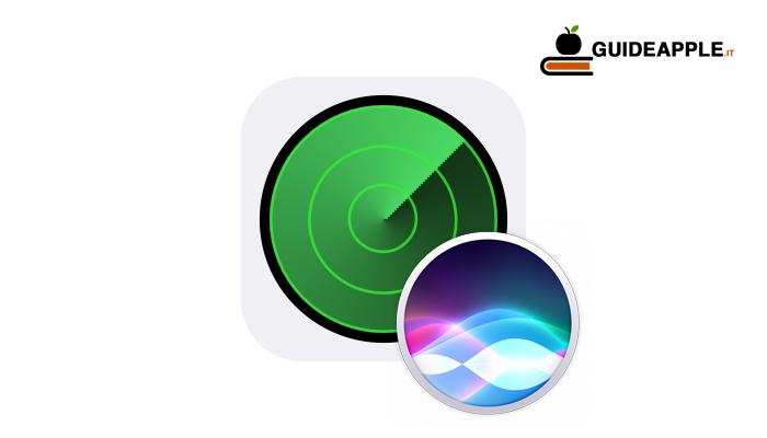 Come trovare un iPhone con Siri