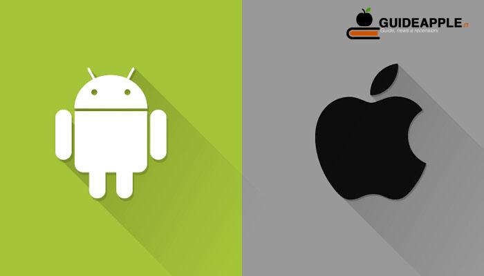 Le 5 funzioni di iPhone più desiderata da gli utenti Android