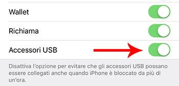 accessori usb iphone