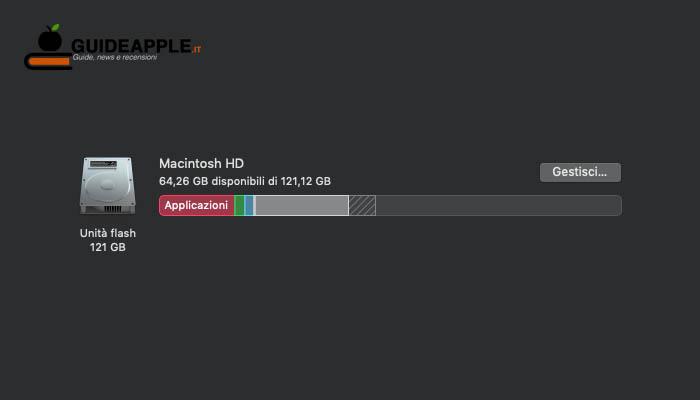 Come disinstallare programmi Mac che occupano molto spazio