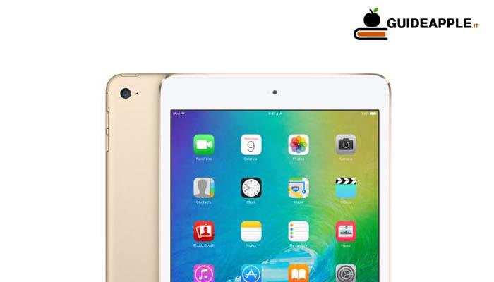 iPad mini 5, trapelano nuove indiscrezioni