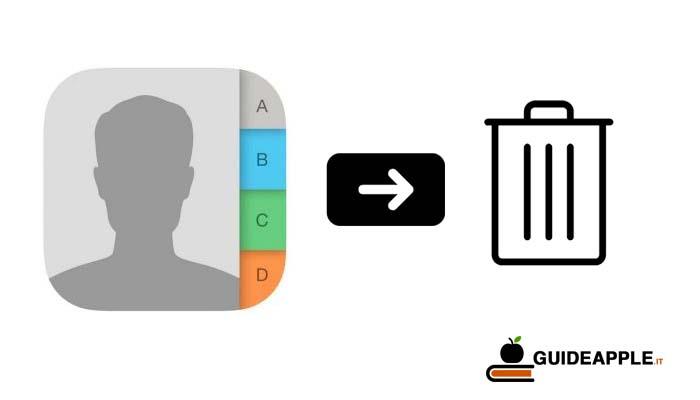 Come Eliminare Più Contatti Su Iphone Guide Apple