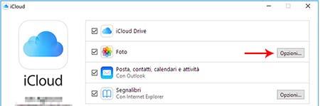 Come vedere foto su iCloud da PC