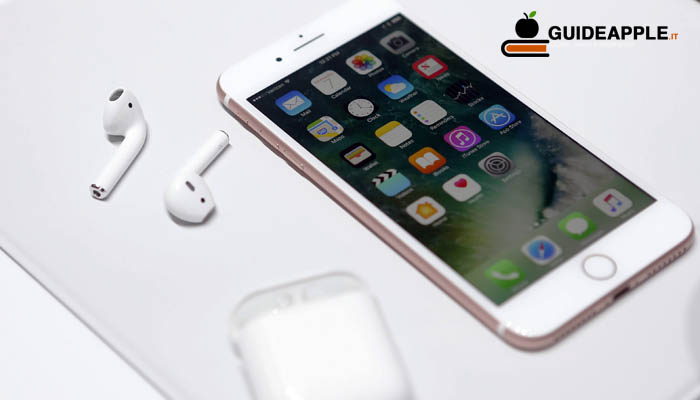 Come cambiare nome AirPods da iPhone e iPad