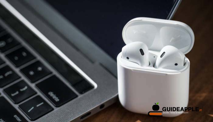 Come collegare gli AirPods al Mac