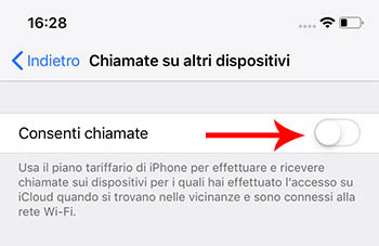 come telefonare con ipad