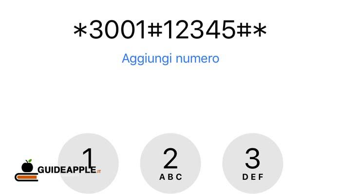 Come controllare potenza segnale iPhone