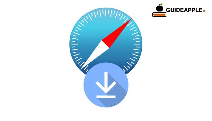 Come modificare la cartella download di Safari