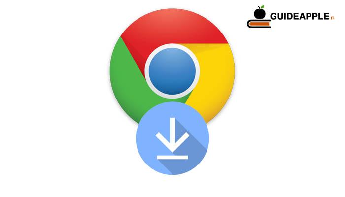 Come modificare la posizione dei download su Chrome