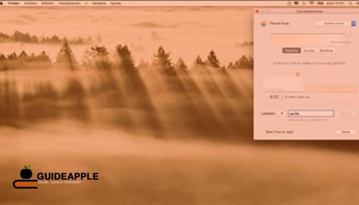 Night Shift Mac: ecco come attivarlo