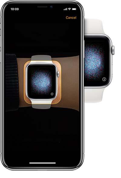sincronizzare apple watch a iPhone