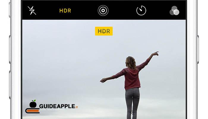 Smart HDR iPhone: come disattivare questa funzionalità