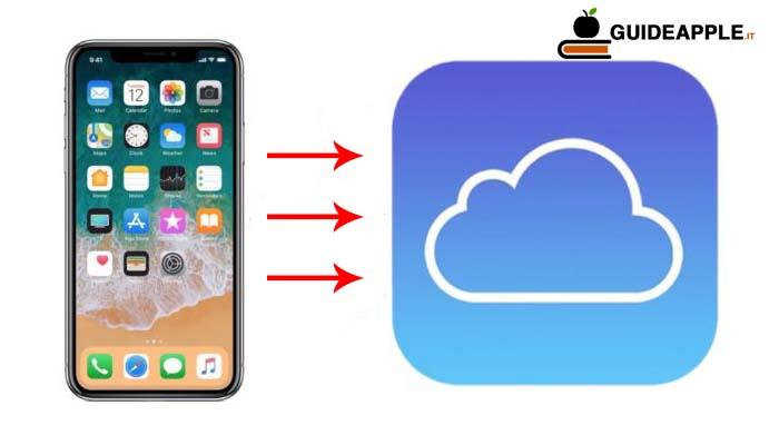 Come vedere foto su iCloud