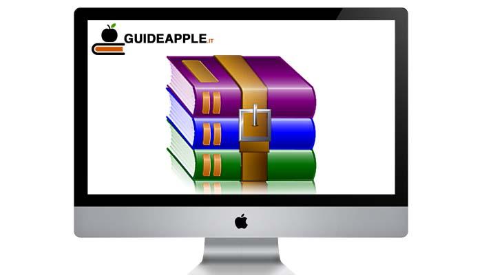 Aprire file RAR Mac: ecco come come fare