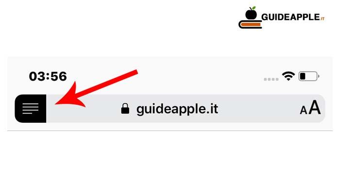 Come abilitare la modalità lettura di Safari su iOS