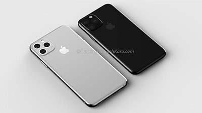 iPhone XI e iPhone XI Max retro