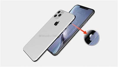 iPhone XI e iPhone XI Max tasto silenzioso