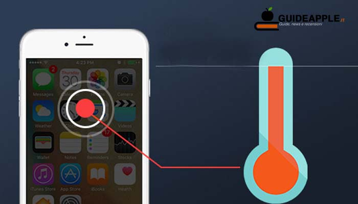 iPhone si surriscalda: ecco come risolvere