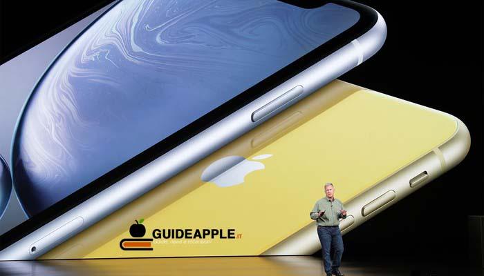 iPhone XR 2019, uscita, prezzo e caratteristiche