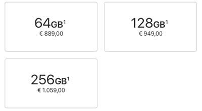 prezzo nuovo iphone xr