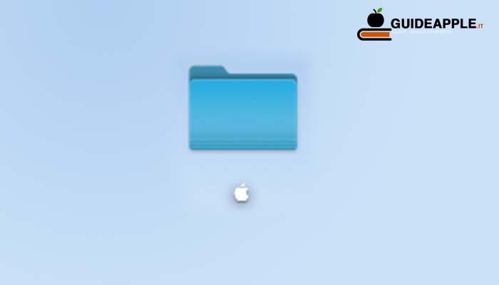 Come rinominare cartella aggiungendo simbolo Apple su Mac, iPhone e iPad
