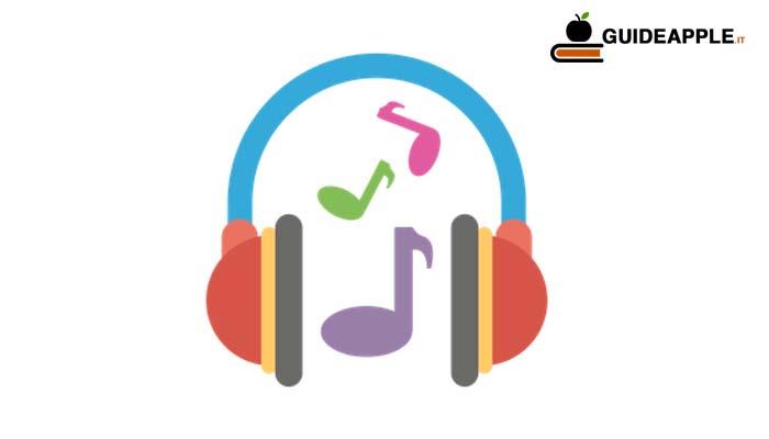 App che riconosce canzoni su iPhone