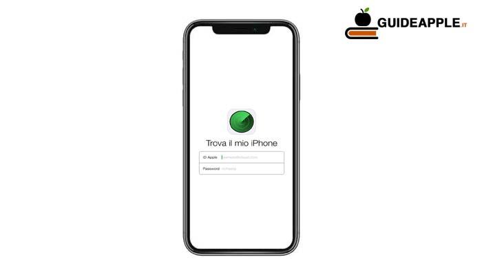 Come funziona Trova il mio iPhone