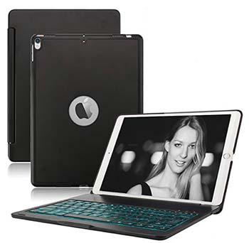 D DINGRICH cover e tastiera retroilluminata per iPad