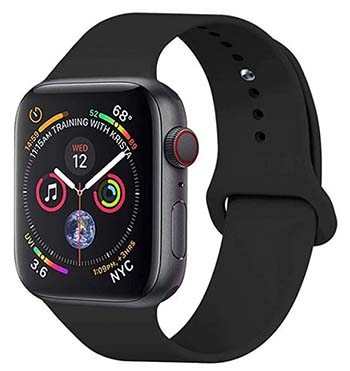 Gipeng cinturino per Apple Watch in silicone