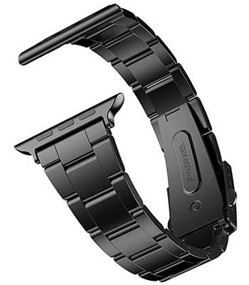 JETech cinturino per Apple Watch in acciaio inossidabile