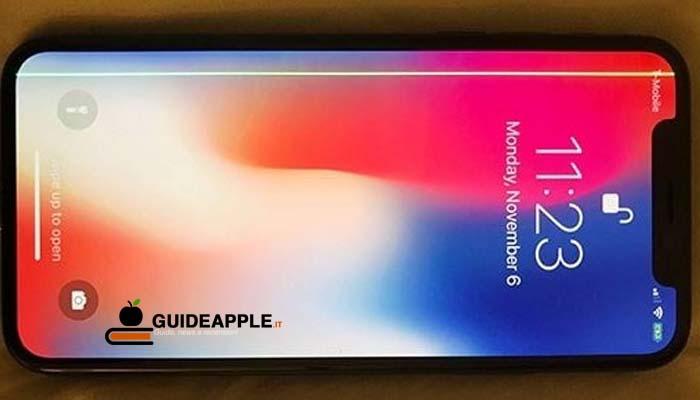 Righe sullo schermo iPhone: ecco come risolvere
