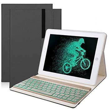 SENGBIRCH cover con tastiera retroilluminata per iPad
