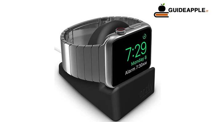 Supporto ricarica Apple Watch: ecco i migliori