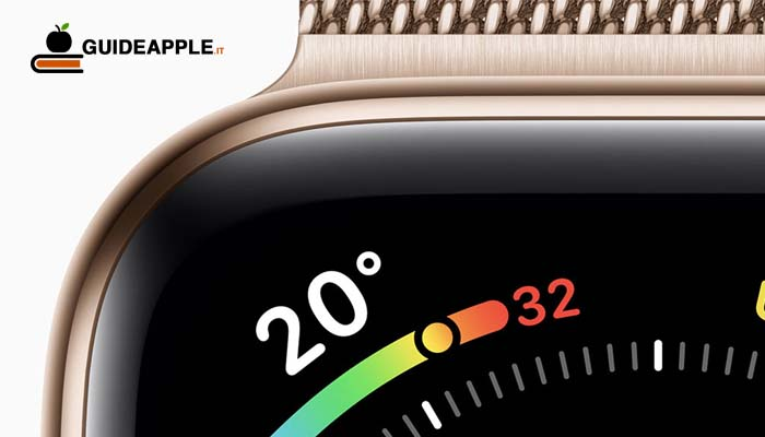 "L'Apple Watch serie 4 vince il premio come ""Miglior display dell'anno"""
