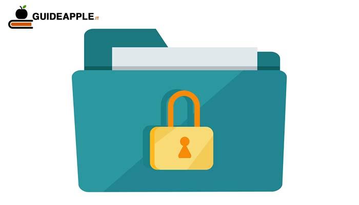 Come creare file ZIP con password su Mac