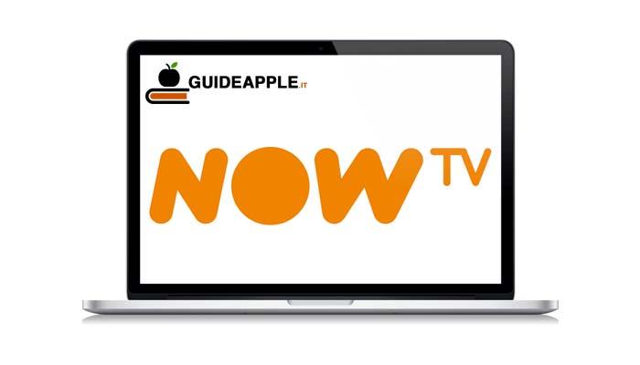 Come guardare Now TV su Mac