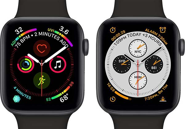 miglior display dell'anno apple watch
