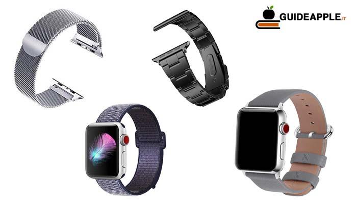 Migliori cinturini per Apple Watch Serie 4 da 44 mm