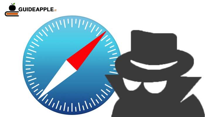 Bloccare Apps tramite Safari