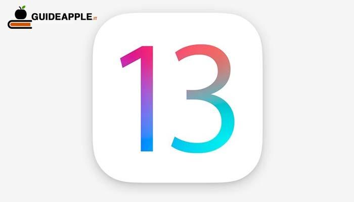 Le prime immagini di iOS13: ecco come sarà